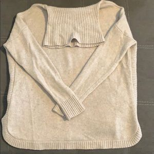 Vineyard Vines cashmere turtleneck sweater